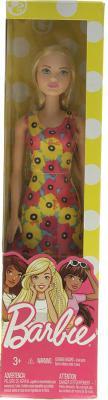 """Кукла Barbie (Mattel) Барби """"Стиль"""" - Блондинка в летнем платье 29 см DVX87 от 123.ru"""