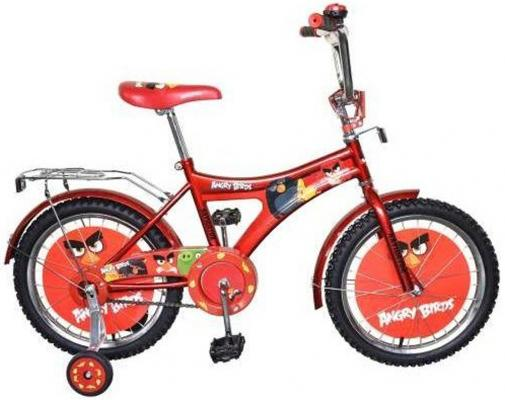 """Велосипед Navigator """"Энгри Бердз"""" 18"""" красный"""