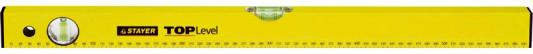 Уровень Stayer Standard TOPLevel коробчатый 2 ампулы 8000мм 3460-080_z02