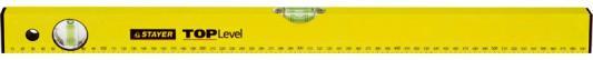Уровень Stayer Standard TOPLevel коробчатый 2 ампулы 4000мм 3460-040_z02