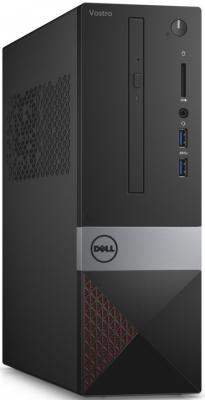Системный блок DELL Vostro 3268 SFF G4560 3.5GHz 4Gb 500Gb HD610 DVD-RW Win10Pro клавиатура мышь черный 3268-8176