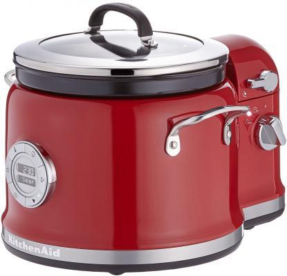 Мультиварка KitchenAid 5KMC4244 красный 750 Вт 4.25 л