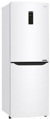 Холодильник LG GA-B389SQQZ белый холодильник lg ga b429smcz silver