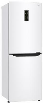 Холодильник LG GA-B389SQQZ белый samsonite samsonite плече сумка рюкзак apple macbook air pro компьютер мешок мужчин и женщин ноутбук сумка 13 3 дюймов bp2 28002 светло серый