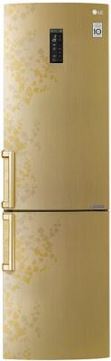 Холодильник LG GA-B499ZVTP золотистый