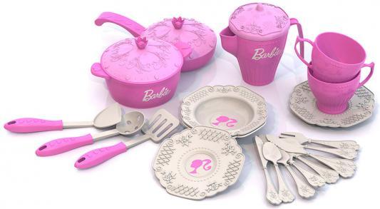 Набор чайной посудки Barbie Барби 633 набор металлической посудки melala чудесное чаепитие melala