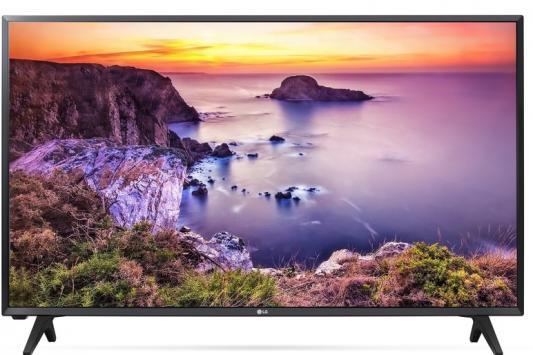 Телевизор LG 32LJ500U черный