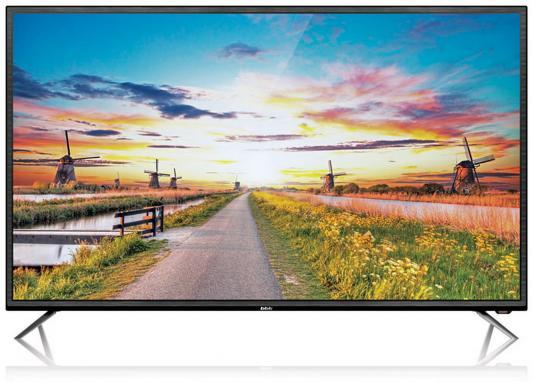 Телевизор BBK 40LEM-1027/FTS2C черный bbk 40lem 1005 ft2c 2 пульта черный