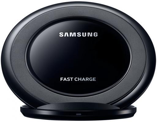 Беспроводное зарядное устройство Samsung EP-WG95BBBRGRU microUSB 1A черный + чехол + защитная пленка