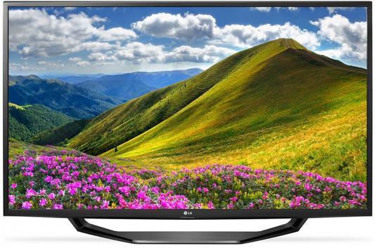 Телевизор LG 43LJ515V черный