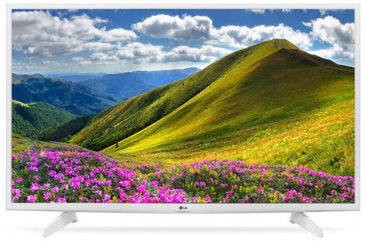 Телевизор LG 43LJ519V белый белый цвет телевизор недорого