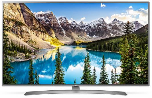 Телевизор LG 55UJ670V серебристый пылесос lg vc53202nhtr
