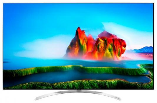 Телевизор LG 65SJ930V белый пылесос lg vc53202nhtr