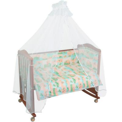 Бампер в кроватку Тайна Снов Топтыжки (салатовый) тайна снов оленята 7 предметов розовый