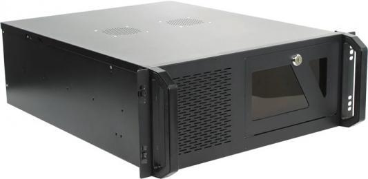 Серверный корпус 4U Exegate Pro 4U4130 500 Вт чёрный EX244619RUS