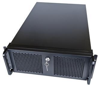 Серверный корпус 4U Exegate 4U4139L Без БП чёрный EX172974RUS