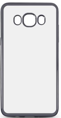 все цены на Чехол силиконовый DF sCase-30 с рамкой для Samsung Galaxy J7 2016 серый онлайн
