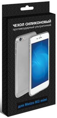 Чехол силиконовый супертонкий DF mzCase-03 для Meizu M2 mini стоимость