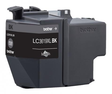 Картридж Brother LC3619XLBK для Brother MFC-J3530DW/J3930DW черный 3000стр мфу brother mfc j3530dw