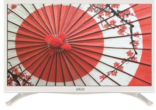 Телевизор Akai LES-28A67W белый телевизор akai les 28a67w белый