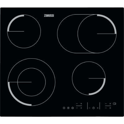 Варочная панель электрическая Zanussi ZEV56646FB черный zanussi zan2405