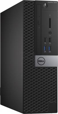 Системный блок DELL OptiPlex 3040 SFF i5-6500 3.2GHz 4Gb 500Gb HD530 DVD-RW Linux клавиатура мышь 3040-7918