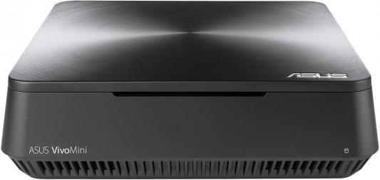 Неттоп ASUS VivoPC VM65N-G064M Intel Core i5-7200U 8Gb SSD 128 Nvidia GeForce GT 930M 2048 Мб DOS черный 90MS00Q1-M00640 90MS00Q1-M00640