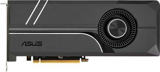 Видеокарта ASUS GeForce GTX 1080 Ti TURBO-GTX1080TI-11G PCI-E 11264Mb 352 Bit Retail (90YV0AN0-M0NM00) видеокарта palit geforce® gtx 1080 ti pa gtx1080ti gamerock 11g 11гб gddr5x retail