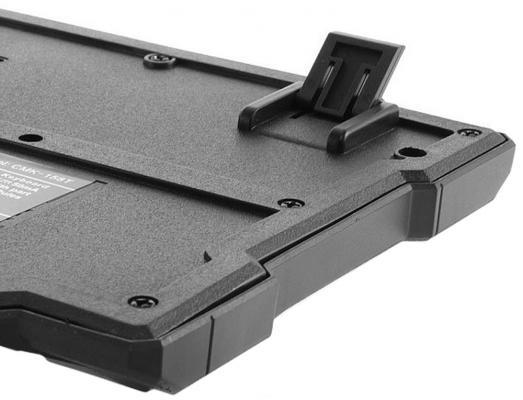 Клавиатура проводная Crown CMK-158T USB черный от 123.ru