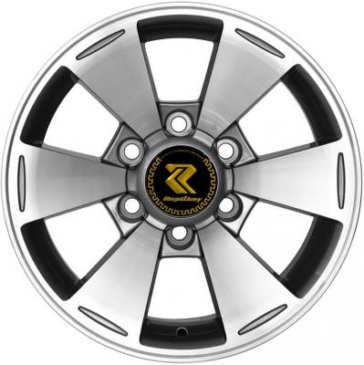 Диск RepliKey Mitsubishi Pajero Sport/L200 7xR16 6x139.7 мм ET10 GMF [RK589Q]