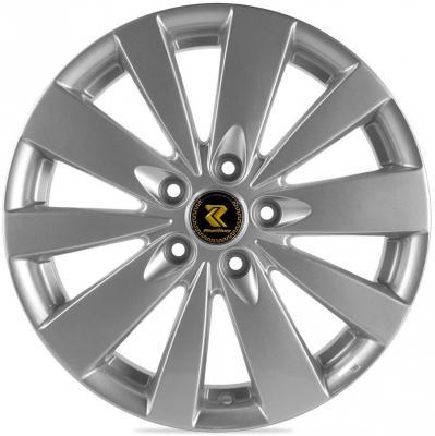 Литой диск RepliKey RK981C Hyundai Solaris 6x16/4x100 D54.1 ET52 S - фото 9