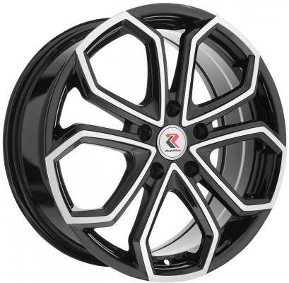 Диск RepliKey Mazda СХ5/CX7 7xR17 5x114.3 мм ET50 BKF [RK5089]
