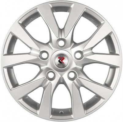 Диск RepliKey Toyota Land Cruiser 200 8xR18 5x150 мм ET60 S [RK5136] литой диск replikey rk95073 toyota land cruiser 200 9x20 5x150 d110 1 et45 hb
