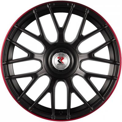 Диск RepliKey Mercedes E/S-class (задняя ось) 9.5xR18 5x112 мм ET45 Matt Black/RL [RK91028] литой диск replica legeartis a56 8 5x19 5x112 d66 6 et45 sf