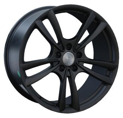 Диск RepliKey BMW Х6/X5 (передняя ось) 10xR20 5x120 мм ET40 Matt Black RK91005 литой диск replikey rk95010 bmw х6 x5 10 5x20 5x120 et35 d74 1 gmf