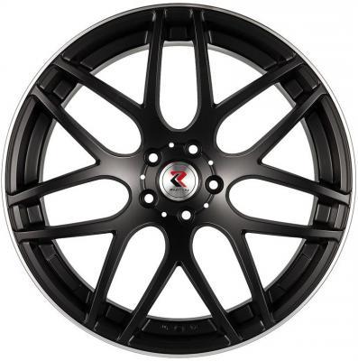 Диск RepliKey BMW Х6/X5 (задняя ось) 11xR20 5x120 мм ET35 Matt Black/ML RK9739 литой диск replikey rk95010 bmw х6 x5 10 5x20 5x120 et35 d74 1 gmf