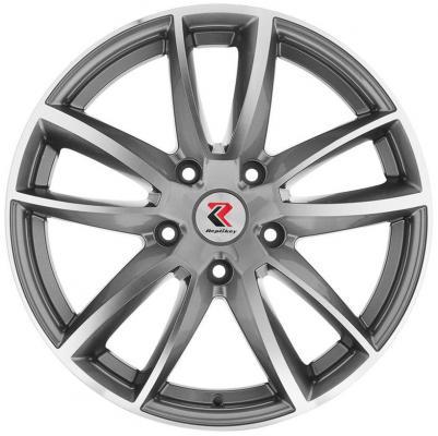 Диск RepliKey Audi Q7 9xR20 5x130 мм ET57 GMF RK05112 литой диск replica fr lx 98 8 5x20 5x150 d110 2 et54 gmf