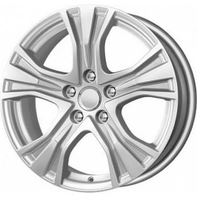 диск replikey toyota camry 7xr17 5x114 3 мм et45 bkf [rk0806] Диск K&K Toyota Camry (КСr673) 7xR17 5x114.3 мм ET45 Сильвер 63562