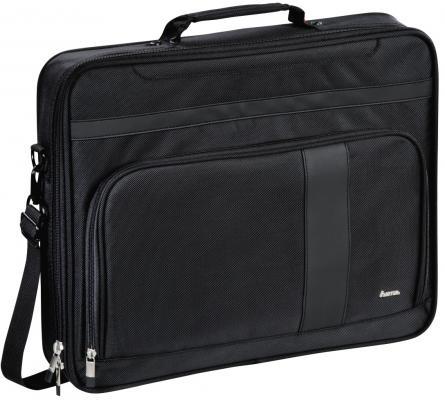 Сумка для ноутбука 17.3 HAMA Dublin Life полиэстер черный 00101278 сумка для ноутбука 17 3 hama seattle life h 101293 полиэстер черный