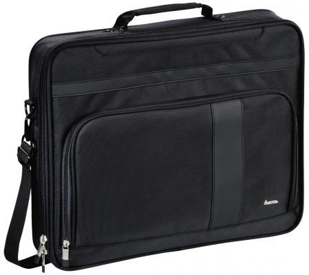 Сумка для ноутбука 15.6 HAMA Dublin Life полиэстер черный 00101277 сумка для ноутбука 17 3 hama seattle life h 101293 полиэстер черный