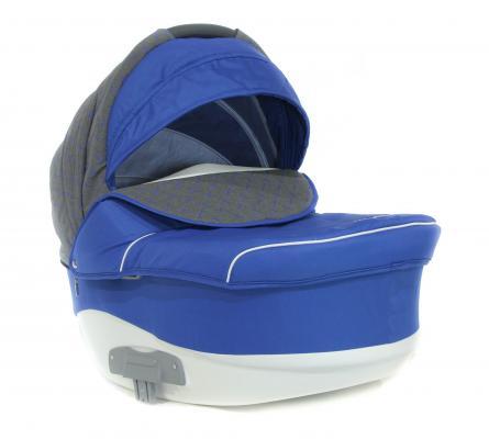 Коляска 2-в-1 Lepre Formula (шасси white/цвет 12/синий) детская коляска 3 в 1 esspero magic grand шасси white