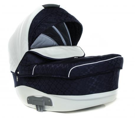 Купить Коляска 2-в-1 Lepre Formula (шасси white/цвет 2/белый-синий), Коляски 2 в 1