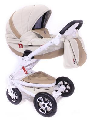 Коляска 2-в-1 Tutek Timer ECO (шасси white/цвет eco104) коляска детская tutek timer 2 в 1