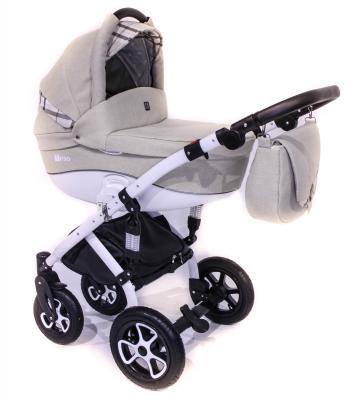 Коляска 2-в-1 Tutek Tirso (шасси white/ntr101) коляска детская tutek timer 2 в 1