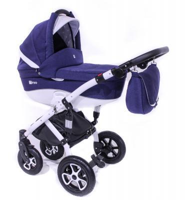 Коляска 2-в-1 Tutek Tirso ECO (шасси white/ntre102) коляска детская tutek timer 2 в 1