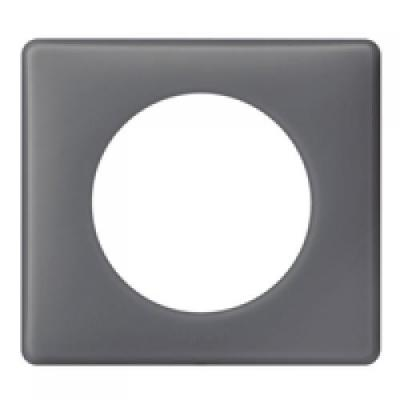 Рамка 1-постовая Legrand Celiane Фиолетовая перкаль 66731