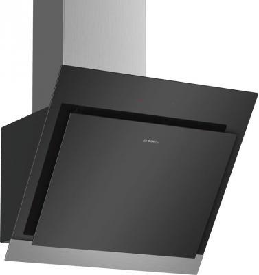 Вытяжка каминная Bosch DWK67HM60 черный