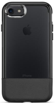 Накладка OtterBox Statement для iPhone 7 чёрный 77-54094