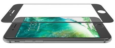Защитное стекло LAB.C 3D Diamond Glass для iPhone 7 Plus. Цвет черный. LABC-315-BK