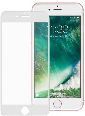 Защитное стекло LAB.C 3D Diamond Glass для iPhone 7 белый LABC-314-WH